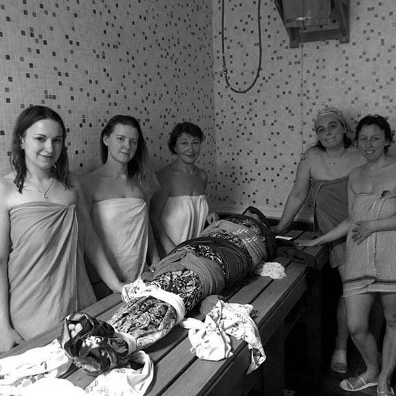 Пеленание после родов
